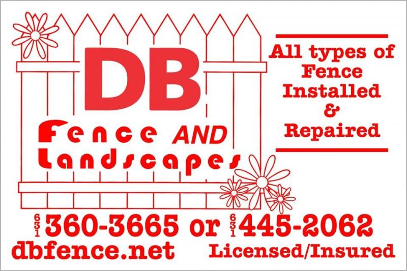 DB Fence & Landscapes